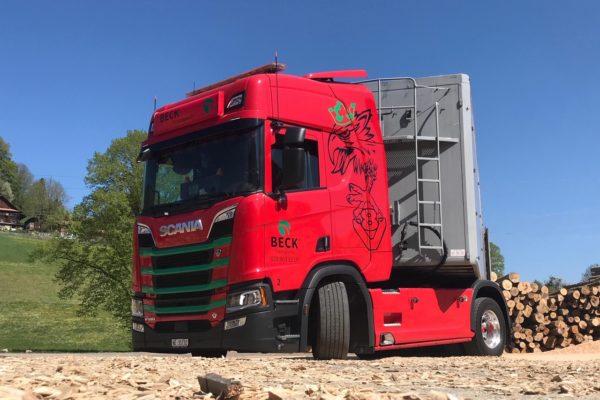 Beck  transports SA
